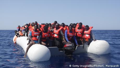 Іспанія за два дні врятувала в Середземному морі 549 мігрантів