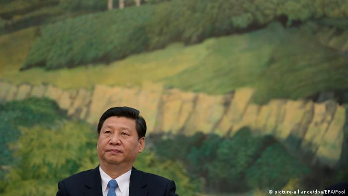 China | Xi Jingping (picture-alliance/dpa/EPA/Pool)