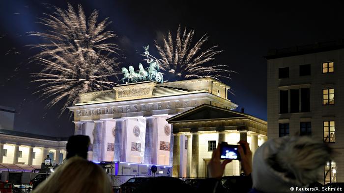 Deutschland | Silvester – Berlin (Reuters/A. Schmidt)