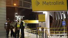 Großbritannien | Messerattacke in zentralem Bahnhof in Manchester
