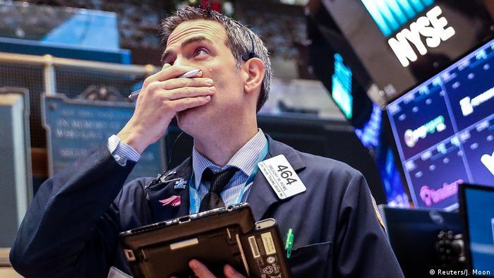 New York trader