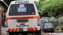 Indonesien - - Bezirkskrankenhaus in Pandeglang