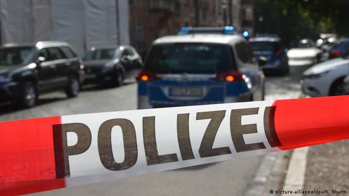 Deutschland Symbolbild Polizei