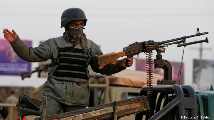 Afghanistan Symbolbild Anschlag (Reuters/O. Sobhani)