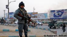 Afghanistan Symbolbild Anschlag