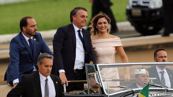 Brasilien | Amtseinführung Jair Bolsonaro (F. R. Pozzebom )