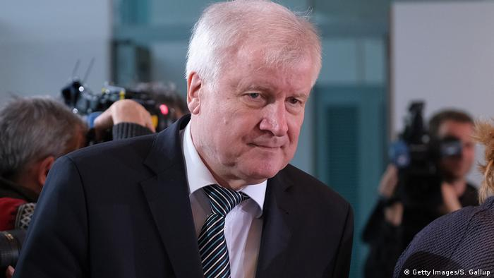 Horst Seehofer (Getty Images/S. Gallup)