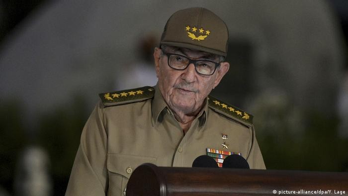 Raul Castro (picture-alliance/dpa/Y. Lage)