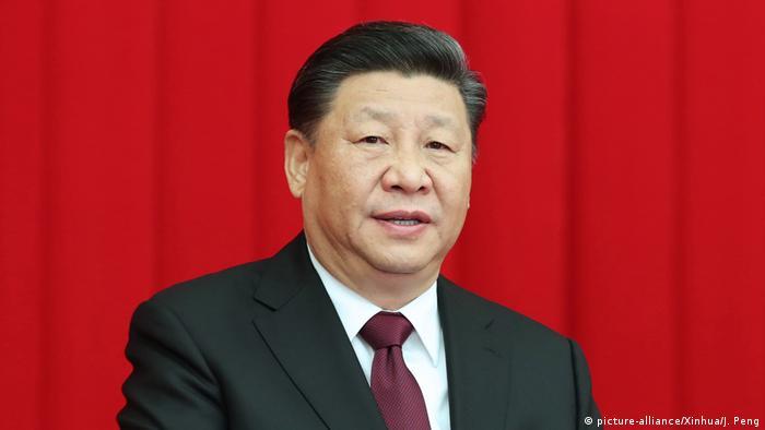 China Rede Xi Jinping (picture-alliance/Xinhua/J. Peng)