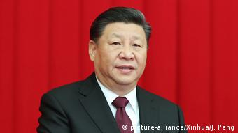China Rede Xi Jinping (picture-alliance/Xinhua/J. Peng)