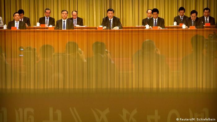 Xi Jinping Rede Taiwan