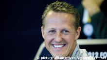 Michael SCHUMACHER (GER), Mercedes GP Petronas, freut sich, Pressekonferenz am 30.08.2012 Formel 1, Grosser Preis von Belgien in Spa/Francorchamps vom 30.08. - 02.09.2012., Saison2012, | Verwendung weltweit