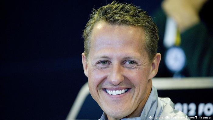 Michael Schumacher Turns 50 A Sporting Great Still Admired Sports German Football And Major International Sports News Dw 02 01 2019
