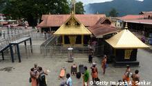 Sabarimala Tempel Indien