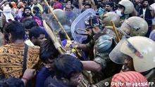 Indien Konflikt um Zugang von Frauen zu Sabarimala-Tempel