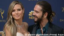 70. Primetime Emmy Awards | Heidi Klum & Tom Kaulitz