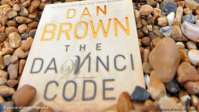 Book cover Dan Brown Da Vinci Code (picture alliance / Photoshot)