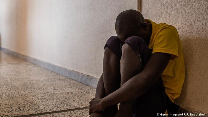 Symbolbild Folter Afrika