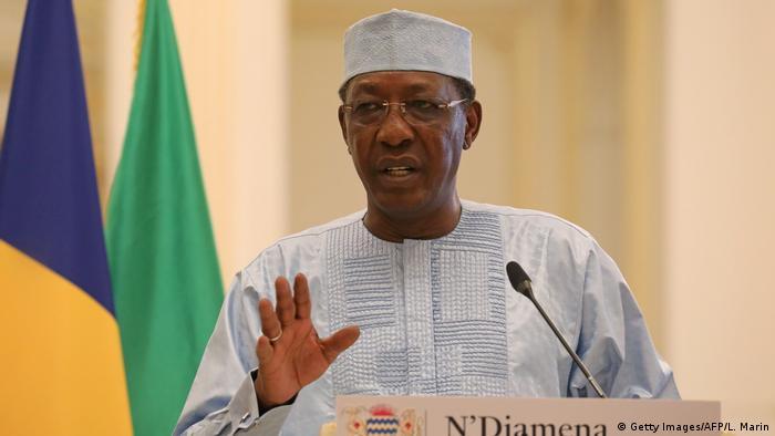 Tschad Idriss Deby