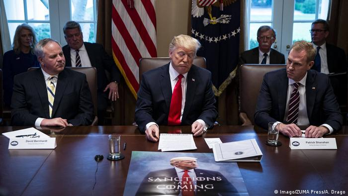 USA Haushaltsstreit in Washington
