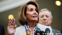 USA Haushaltsstreit in Washington - Nancy Pelosi