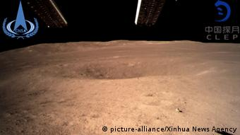 Πρώτες φωτογραφίες του Chang'e-4 από την αθέατη πλευρά της σελήνης