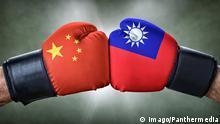 Symbolbild China und Taiwan