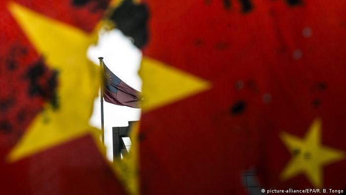 媒体自由不自律 台湾政府能否驱离红色阴影?