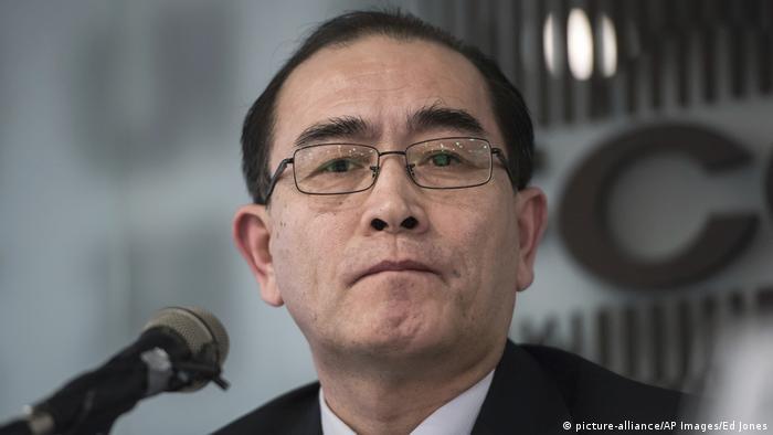 Nordkorea Ex-Diplomat Thae Yong Ho