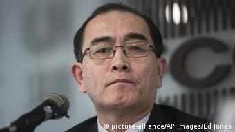 Thae Yong Ho (picture-alliance/AP Images/Ed Jones)
