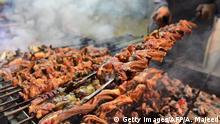 Pakistan Grillen & BBQ in Peschawar