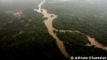 DR Kongo Fluss Epulu