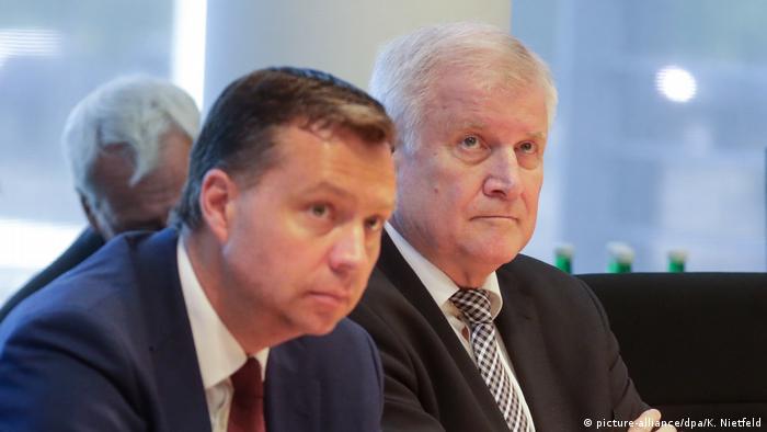 Štefan Majer i Horst Zehofer