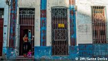 A street scene in Havana (DW/Sanne Derks)