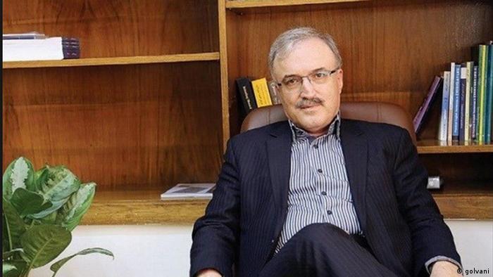 Iran - Said Namaki, Neuer Leiter des Gesundheitsministeriums Irans