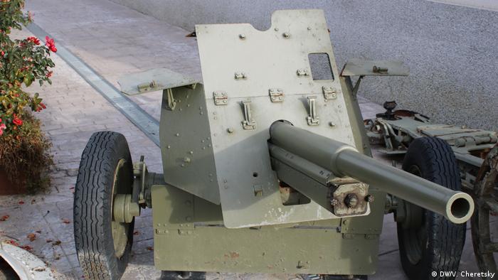 45-мм полуавтоматические противотанковые пушки
