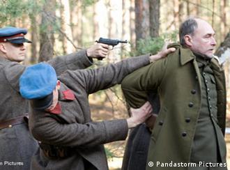 Katyn (film) movie scenes scene from the film Katyn by Andrzei Wajda