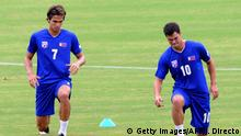 Philippine Football Team Phil Younghusband und Bruder James