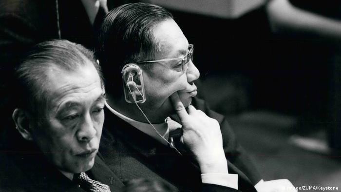 USA New York - UN Generalversammlung 10. Oktober 1971 (Imago/ZUMA/Keystone)