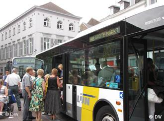 Stadt Hasselt (Foto: DW/Susanne Henn)