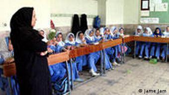 حجاب در مدارس دخترانه
