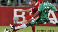 Fußball Champions League - Maccabi Haifa - Bayern München