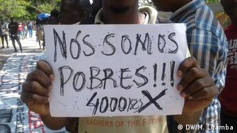 Studenten in Luanda