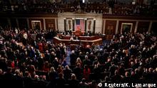 USA Washington - 116 Kongresssitzung: Nancy Pelosi