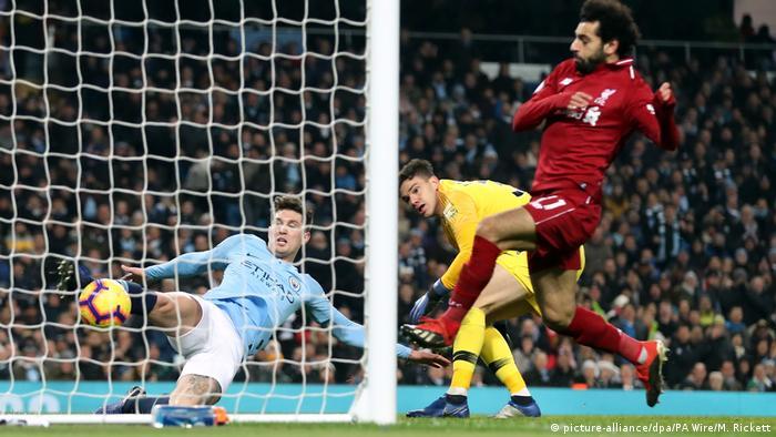 Premier League - Manchester City - FC Liverpool