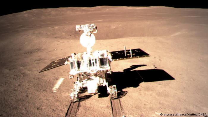China Mond-Rover Jadehase 2