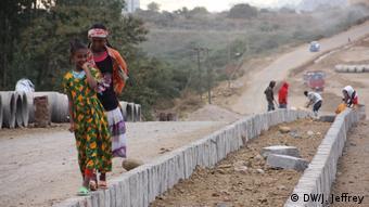 Äthiopien/Eriträea - Veränderungen nach Grenzöffnung