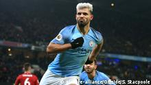 Fußball Premier League - Manchester City - FC Liverpool