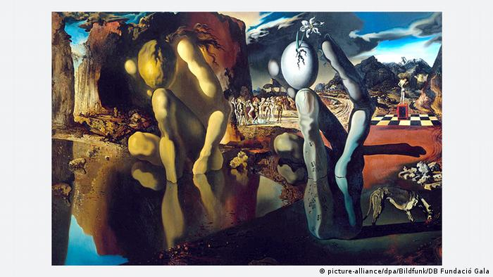 Painting by Salvador Dali (picture-alliance/dpa/Bildfunk/DB Fundació Gala)