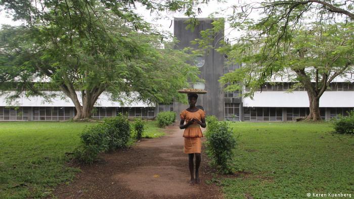Obafemi Awolowo University, Nigeria (Keren Kuenberg)